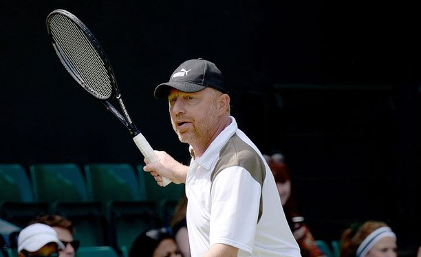 Tennislegenda Boris Becker toimii nykyään Novak Djokovicin valmentajana.
