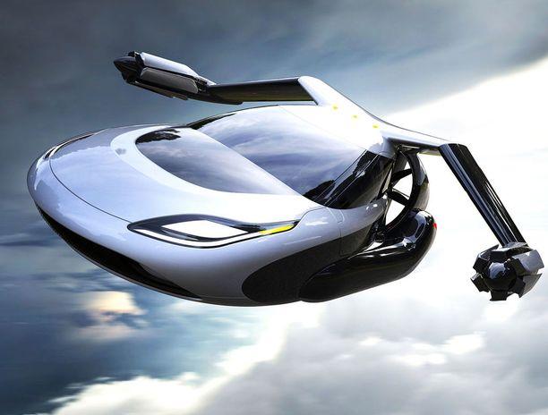 Tässäkö on autoilun tulevaisuus?