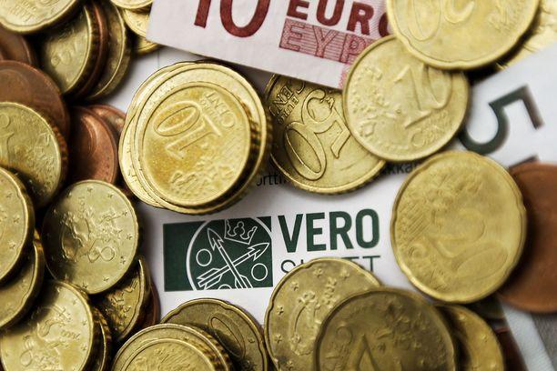 Verottaja voi käyttää veronpalautusta omaehtoisen veron kuten arvonlisäveron maksuun