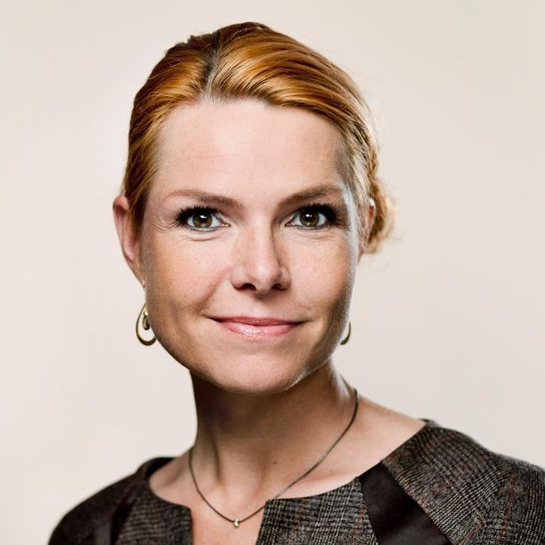 Integraatioministeri Inger Støjberg ylisti Tanskan sananvapautta.