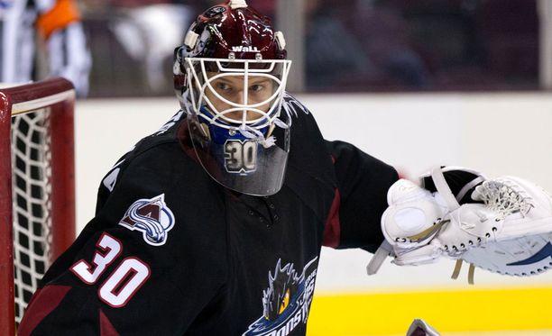 Sami Aittokallio pelasi viime vuodet Coloradon organisaatiossa, josta siirtyi täksi kaudeksi Kärppiin.