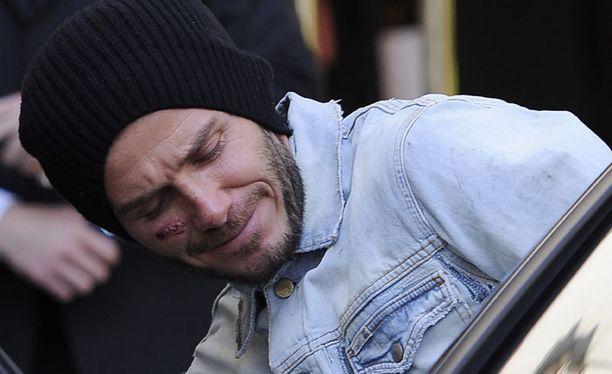 David Beckhamia kosiskellaan nyt Itä-Lontooseen.