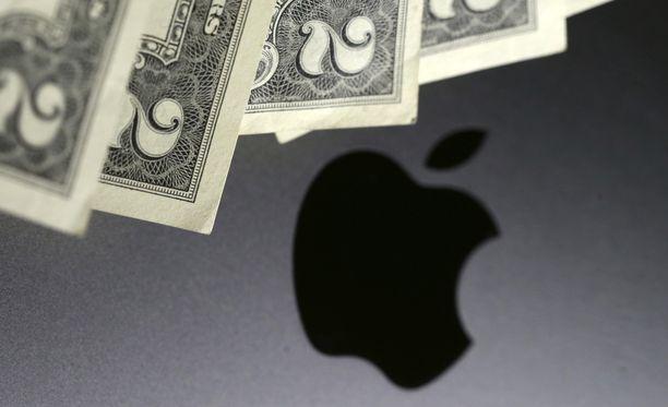 Apple ei jatkossa kerro myyntilukujaan.