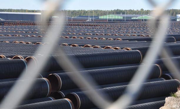 EU voi halutessaan pyrkiä estämään kiistellyn Nord Stream 2 -hankkeen etenemisen.