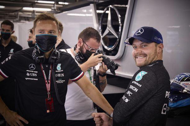 Valtteri Bottas on F1-kuskimarkkinoiden avaintekijä.