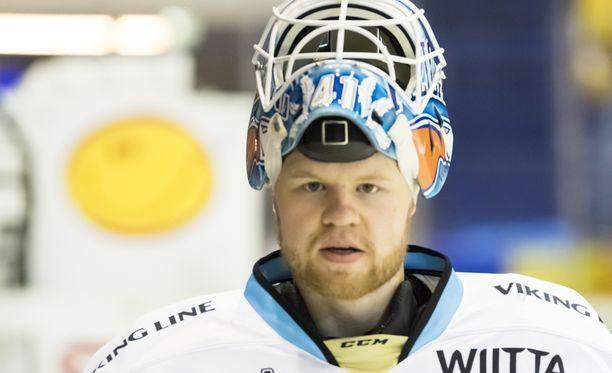 Janne Juvonen katkaisi Helsingin IFK:n kiidon.