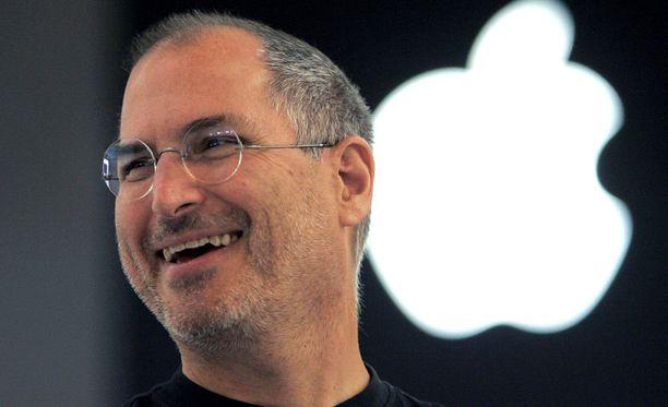 Applen kanssaperustaja ja edesmennyt toimitusjohtaja Steve Jobs vuonna 2005.