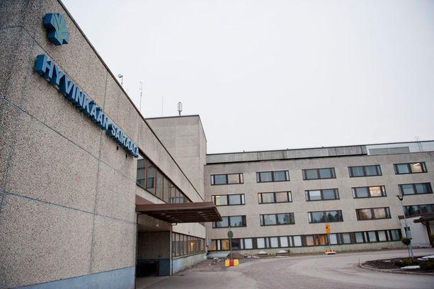 Hyvinkään sairaalalle kävi pieni laskuvirhe.