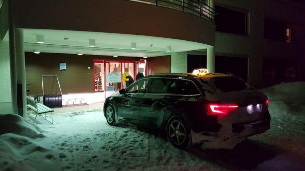 Suomen ensimmäinen koronavirusepäily oli Ivalossa 24. tammikuuta 2020.