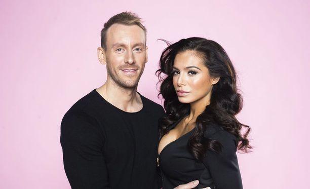 Niko Nousiaisen ja Sofia Belórfin avioero astui voimaan.