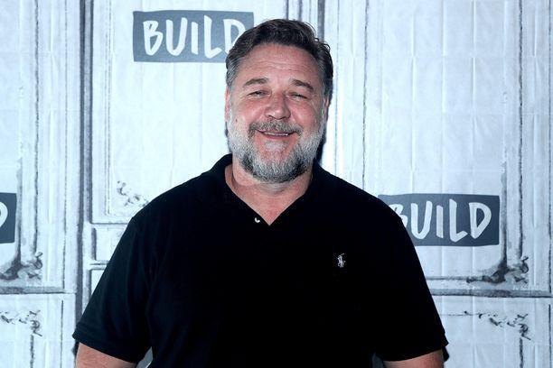 Russell Crowe palkittiin roolistaan parhaan miespääosan Oscarilla.