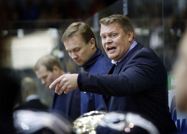 Pekka Virran mukaan Ässät on Lukolle mieluisa vastustaja.