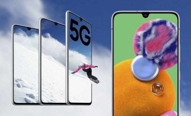5G-puhelimien hinta tulee laskemaan yhteyksien yleistyessä.