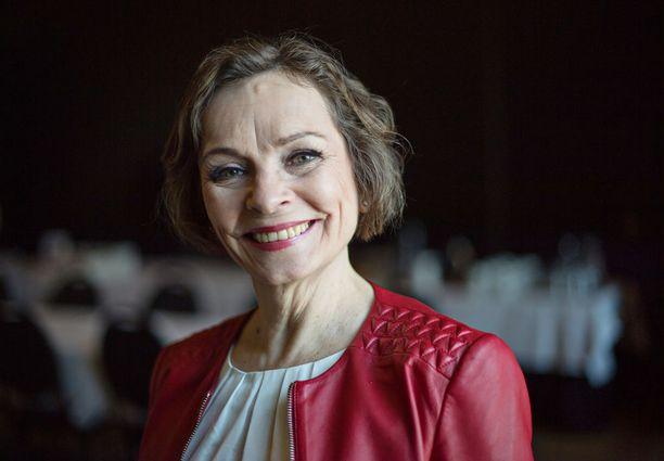 Kaksi vuotta syöpädiagnoosin jälkeen Marja Aarnipuro tunsi olevansa kuin pelosta koppuralla.
