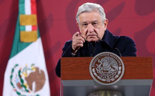 Meksikon presidentillä on todettu koronatartunta – vähätteli pandemiaa ja kyseenalaisti maskit