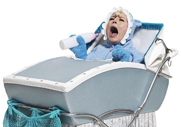 Pilvi Hämäläisen Make-vauva on suosittu.