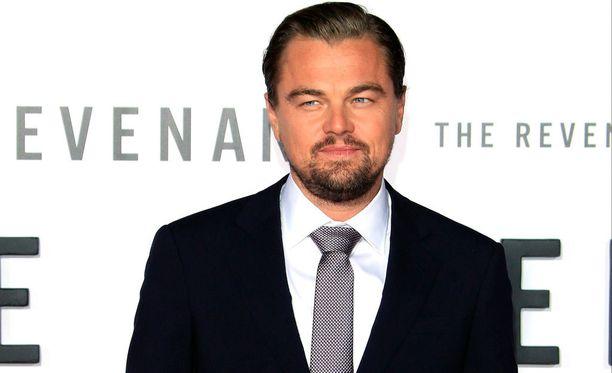 Leonardo DiCaprio on onnistunut valitsemaan oikeat roolit.
