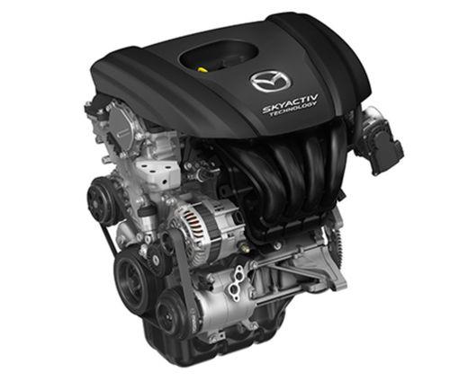 Uutuusmoottorit saadaan käyttöön vuonna 2019. Tässä vielä vanha nykymoottori.