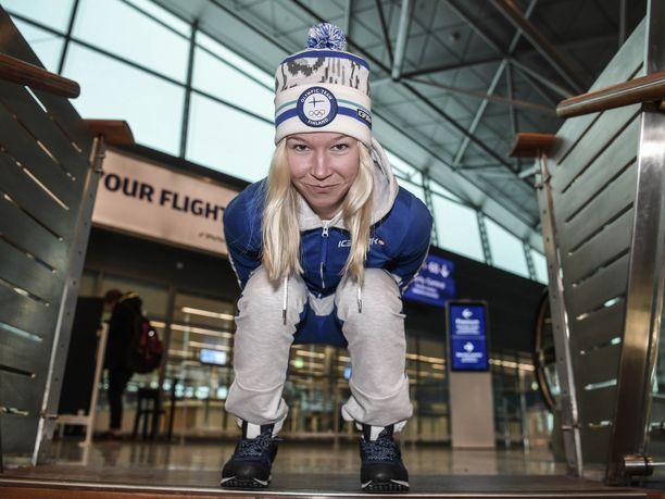 Julia Kykkänen on Suomen viime vuosien menestynein mäkihyppääjä aikuisten kansainvälisissä kilpailuissa.