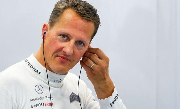 Michael Schumacher täyttää ensi keskiviikkona 49 vuotta.