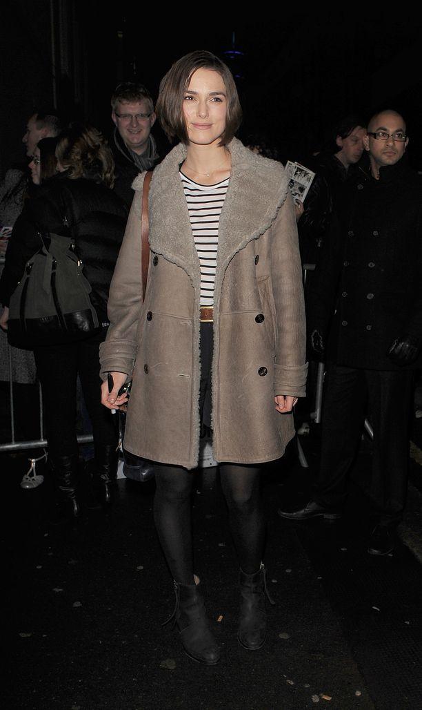 Keira Knightley vuonna 2011.