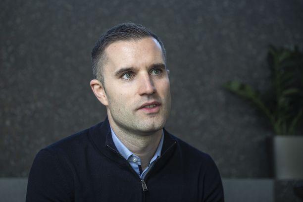 Lidlin toimitusjohtaja Nicholas Pennanen tienasi vuonna 2019 ansiotuloja 388000 euroa.