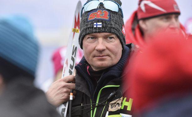 Matti Haavisto on toiminut hiihtomaajoukkueen huoltopäällikkönä kaudesta 2014-15 lähtien.