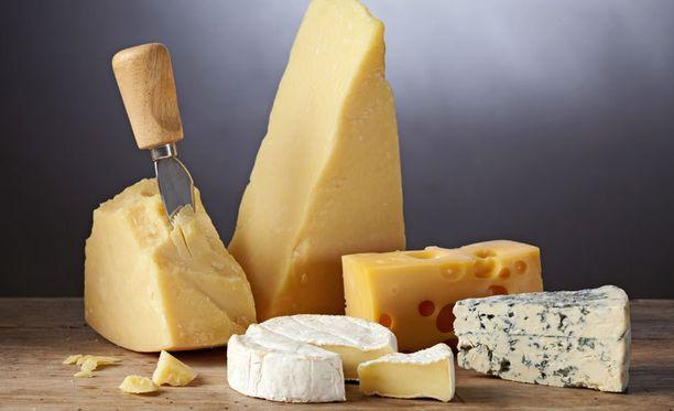 Syyt juuston syömiseen vaihtelevat sen mukaan, asuuko isommissa kaupungeissa vai harvemmin asutuilla seuduilla.