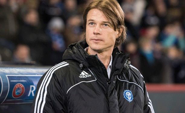 Mika Lehkosuon HJK jäi ilman Teemu Tainion pelillistä panosta Bruggessa.