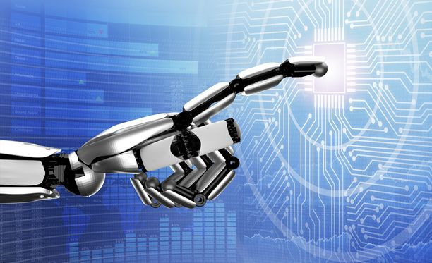 Yhä useammassa yrityksessä tullaan käyttämään apuna robotteja.