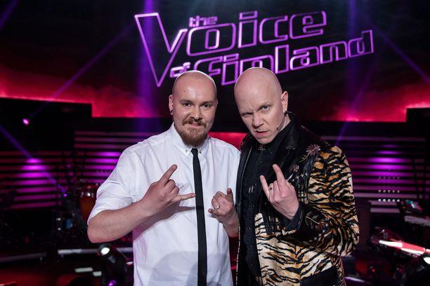 Jatala on mukana The Voice of Finland -finaalissa. Häntä on valmentanut Toni Wirtanen.
