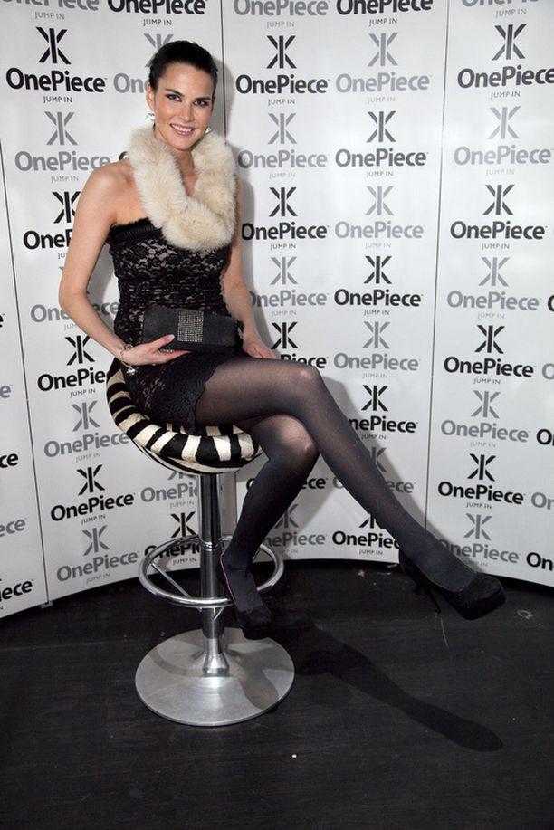 Missi Linda Wikstedt matkustaa pian Kyprokselle kisaamaan Miss Globe -tittelistä.