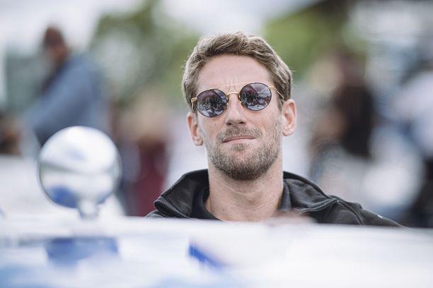 Romain Grosjean jatkaa Haasilla.