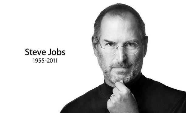 Steve Jobs kuoli vaikean sairauden murtamana 5. lokakuuta 2011.