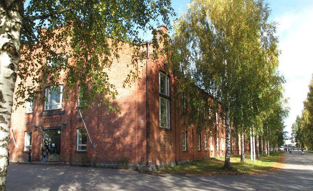 Mies otettiin kiinni Lahdessa Hennalan vastaanottokeskuksessa. Arkistokuva.