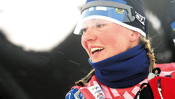 Riitta-Liisa Roponen luottaa Virpi Kuituseen.