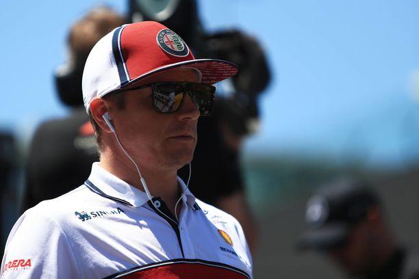 Kimi Räikkönen huomautti, että välillä muisti tekee tepposet, kun yrittää miettiä 10 vuoden takaisia F1-autoja.