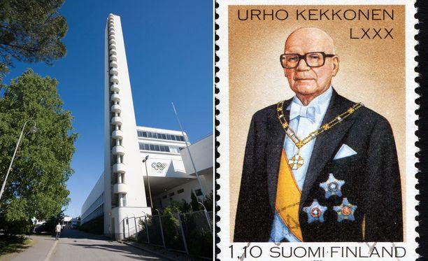 Helsingin Olympiastadion ja Urho Kekkonen ovat olennainen osa Suomen satavuotiasta historiaa itsenäisenä kansakuntana.