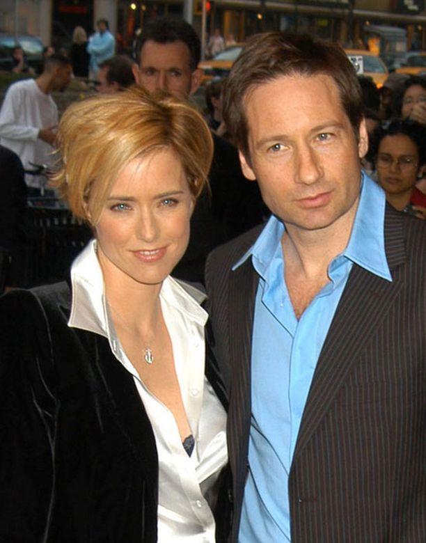 Téa Leonin ja David Duchovnyn avioliitto on ohi.