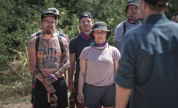 Selviytyjät Suomi -sarjan toisella kaudella nähdään muun muassa Wallu Valpio, Sauli Koskinen ja Tuuli Matinsalo.