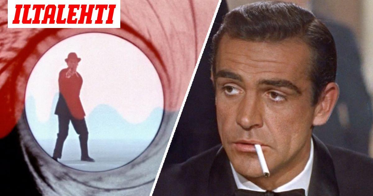 Ensimmäinen James Bond