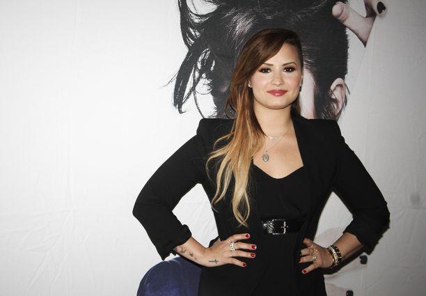 Demi Lovato, 26, tunnetaan esimerkiksi kappaleistaan Heart Attack