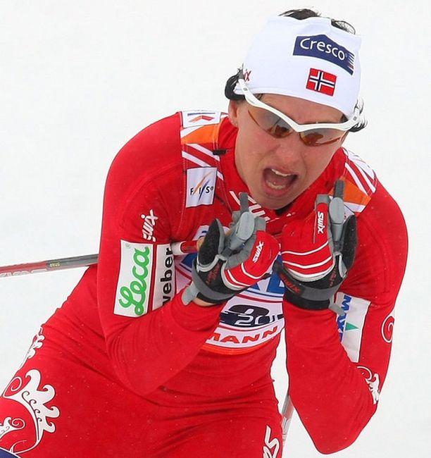 Marit Björgen ei aio huhkia ensi vuoden Tour de Skillä.