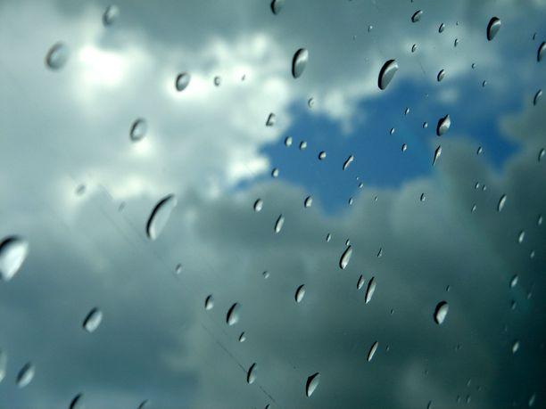 Tänään sää on vielä lämmin, mutta viikonloppuna viilenee.