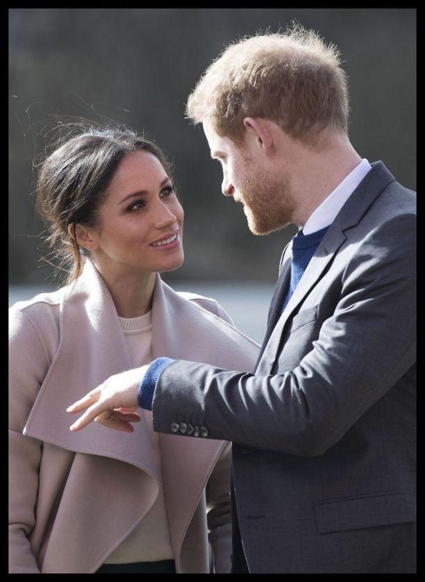 Prinssi Harry ja Meghan Markle tekevät häistään mahdollisimman paljon itsensä näköiset. Se näkyy esimerkiksi hääkakussa.