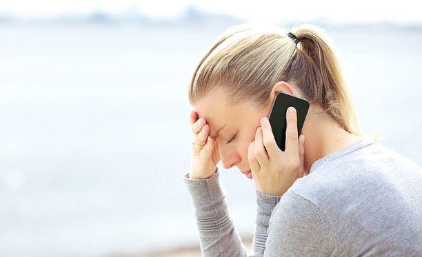 Masennustilan diagnoosi edellyttää useita samanaikaisia oireita.