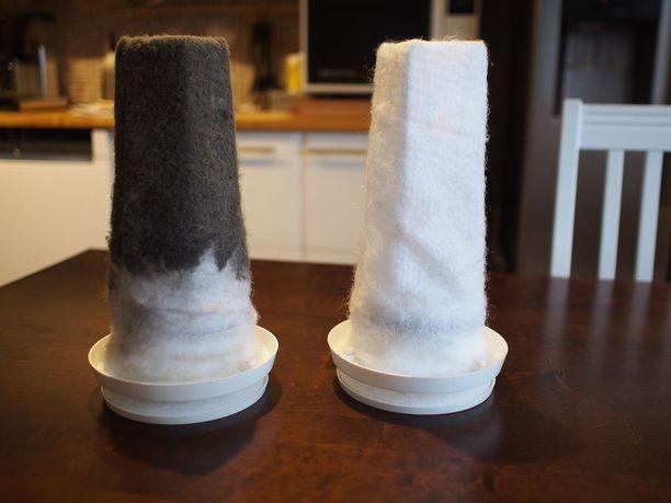 Jos kodin ilmanvaihdon suodattimia ei vaihdeta ja venttiileitä puhdisteta, sisäilman laatu heikkenee.