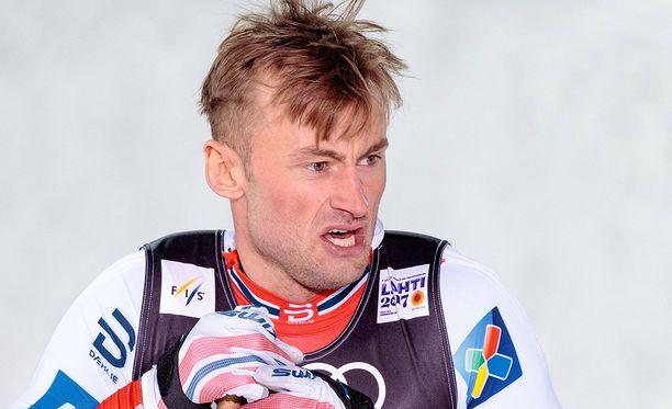 Petter Northug yrittää paluuta huipulle maajoukkueen harjoitusryhmässä.