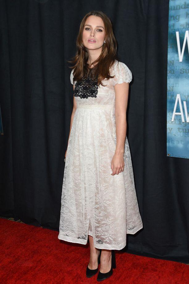 Keira Knightley tunnetaan muun muassa Pirates of the Caribbean -elokuvasarjasta.