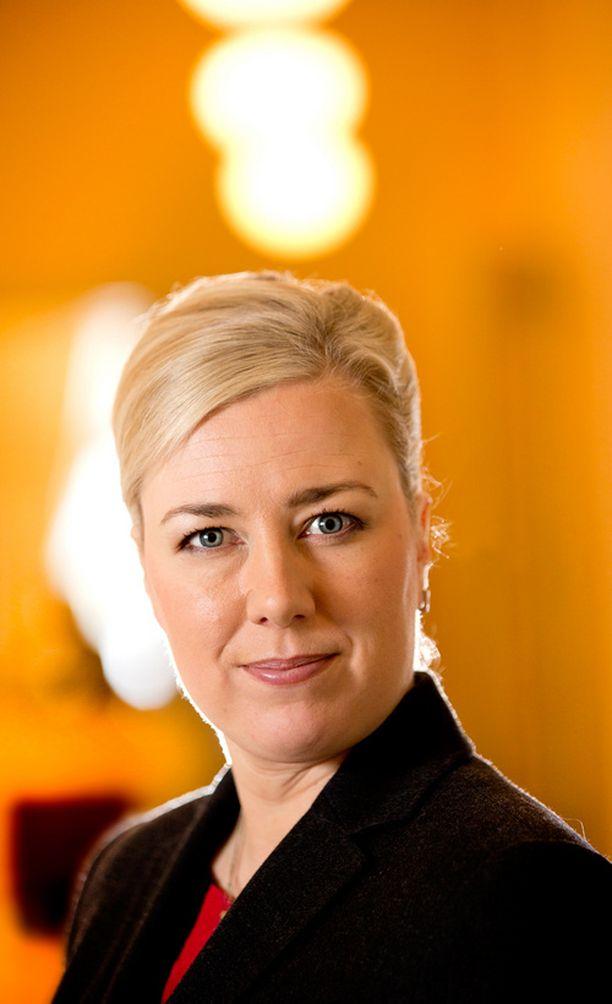 Valtionvarainministeri Jutta Urpilainen näkee, että vain talkootyön verovapaus on perusteltavissa. Vaihtotyöstä kertyy rahanarvoista etua.